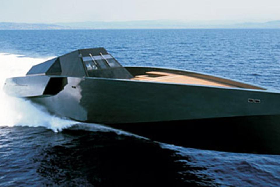 118 Wallypower Yacht