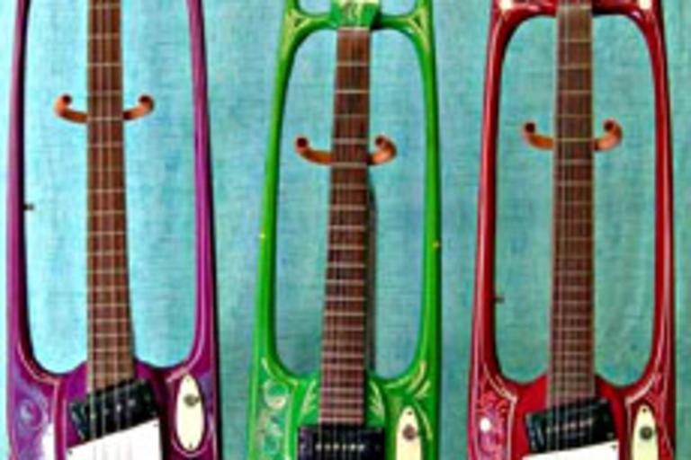 1967 Mosrite Vintage Guitars