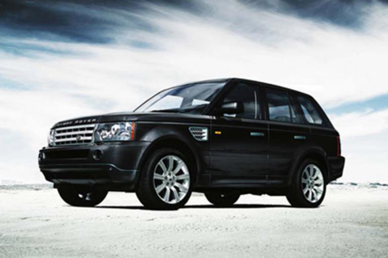 2006 Range Rover Sport