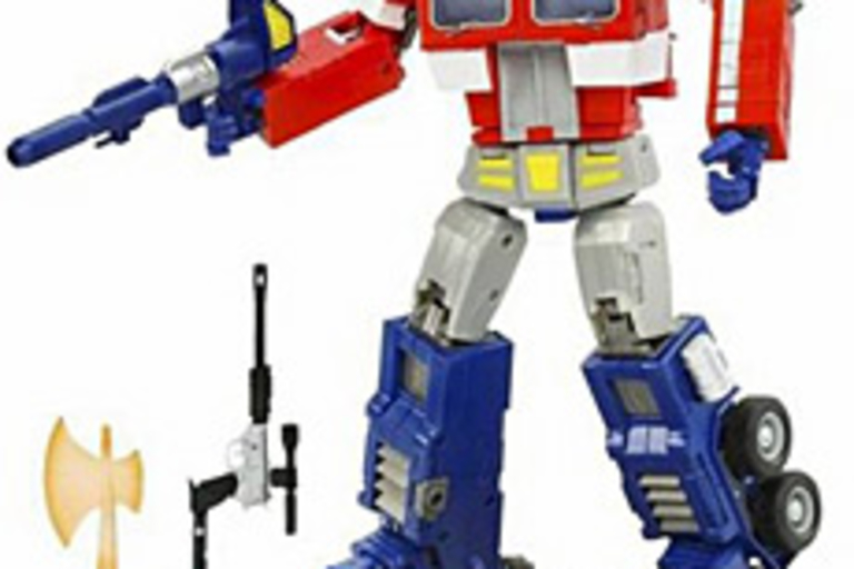 Transformers 20th Anniversary Optimus Prime