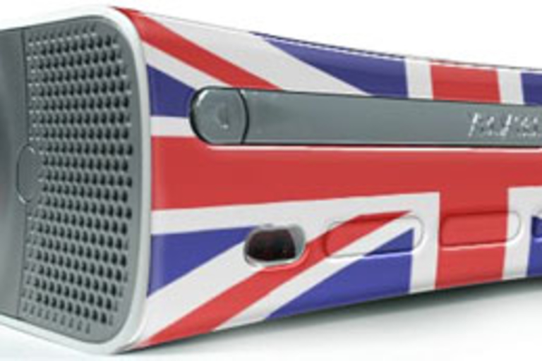 Pelican Design-Your-Own Faceplate for Xbox 360