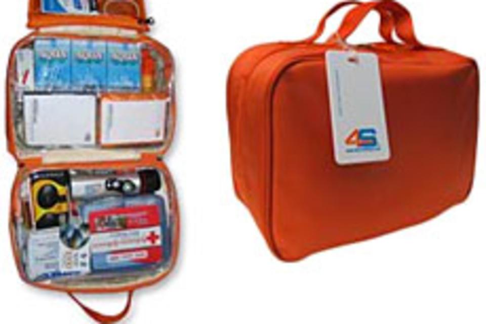 72 Hour Emergency Survival Kit