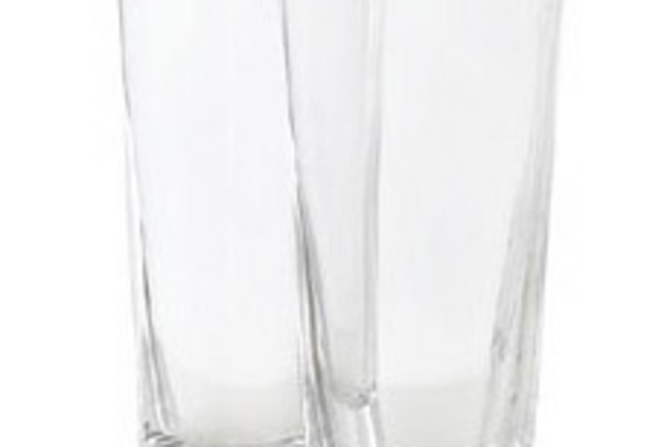 Aarne Crystal Beer Glasses