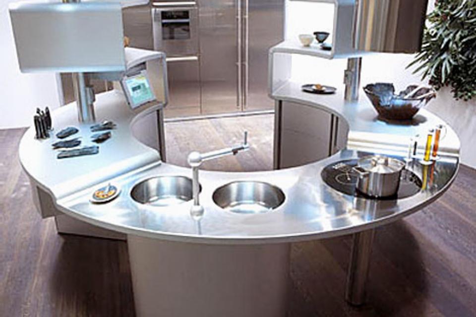 Snaidero Acropolis Kitchen