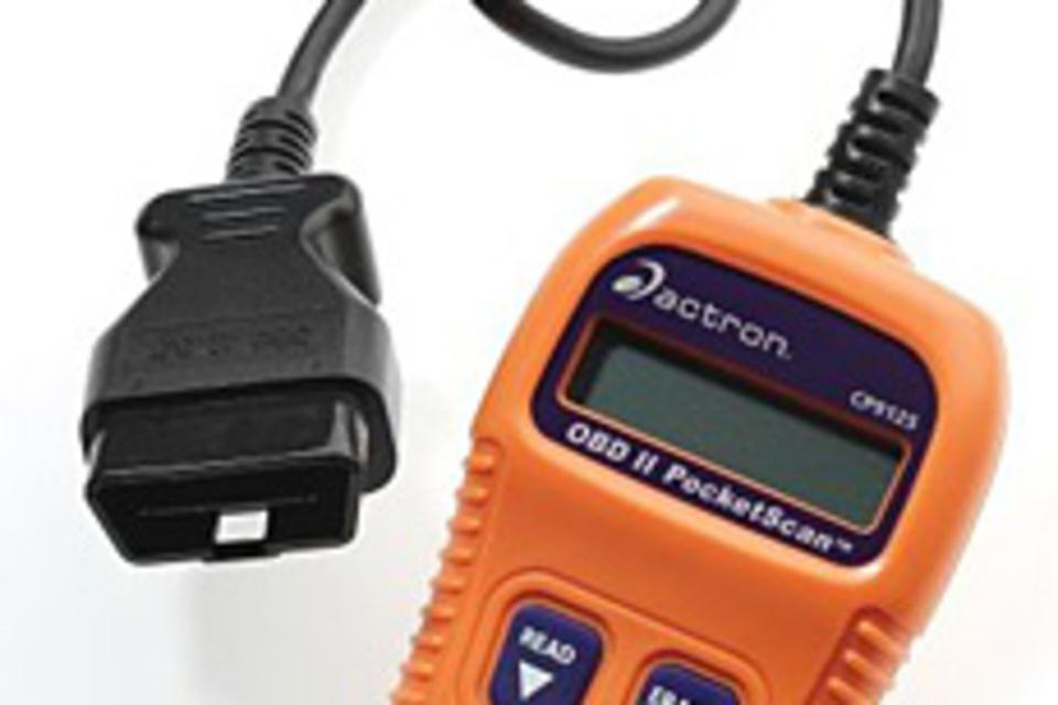Actron PocketScan Diagnostic Code Reader