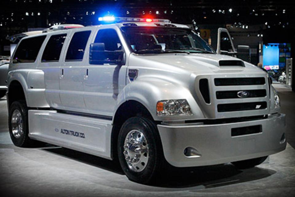 Alton Truck Company F650 Custom