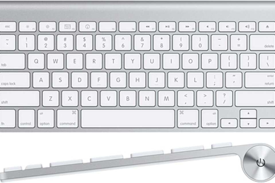 Apple Aluminum Keyboards