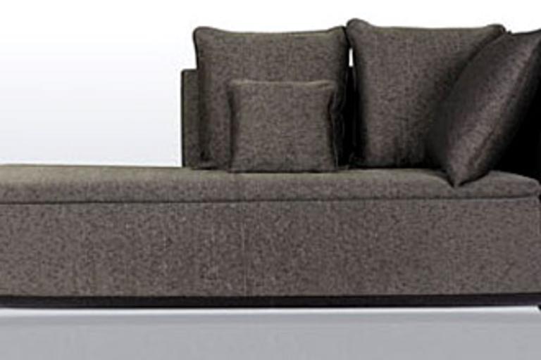 Armani Casa Meridienne Sofa