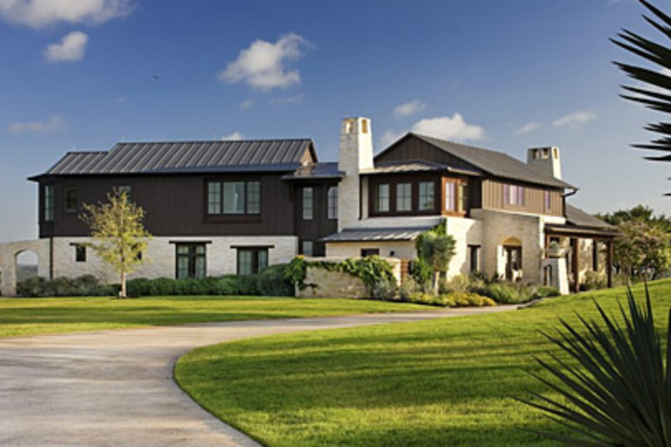 Lance Armstrong's Texas Ranch