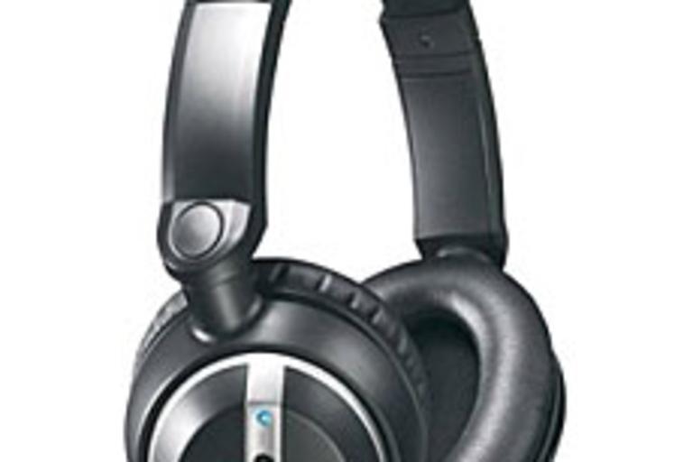 Audio-Technica ATH-ANC7 QuietPoint Headphones