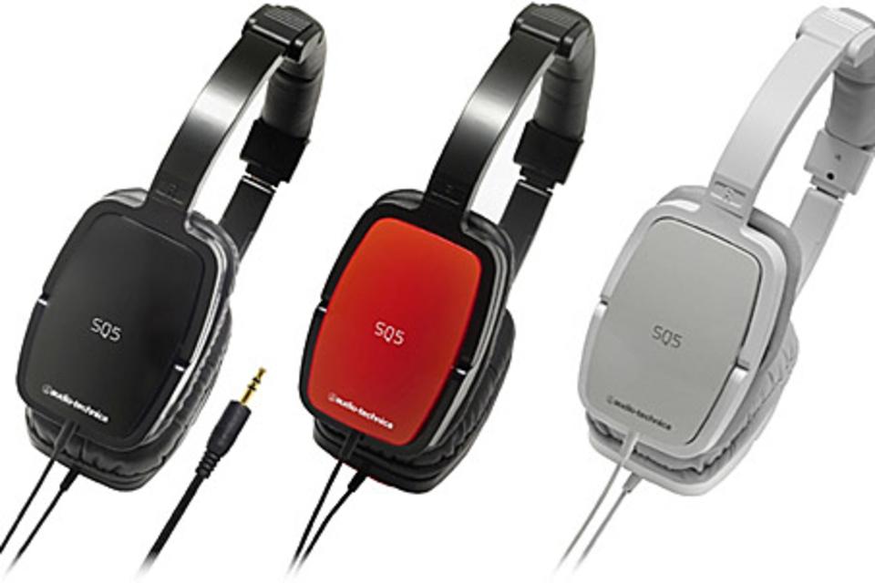Audio Technica ATH-SQ5 Headphones