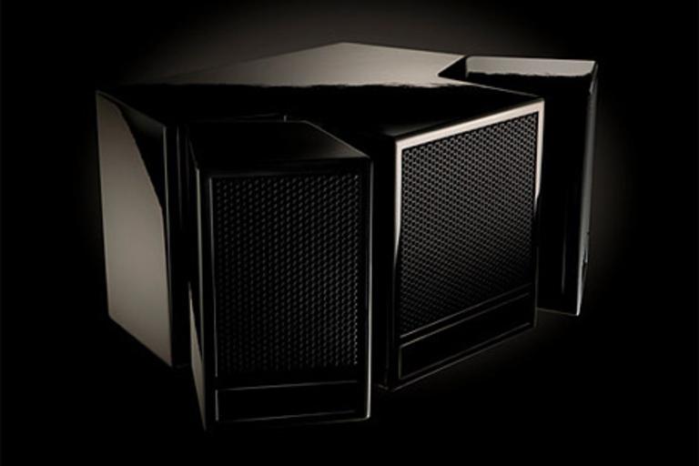 AUX Classic Speaker System