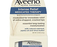 Aveeno Intense Relief Lip Balm