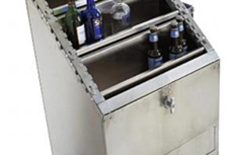 B52 Bar Cart