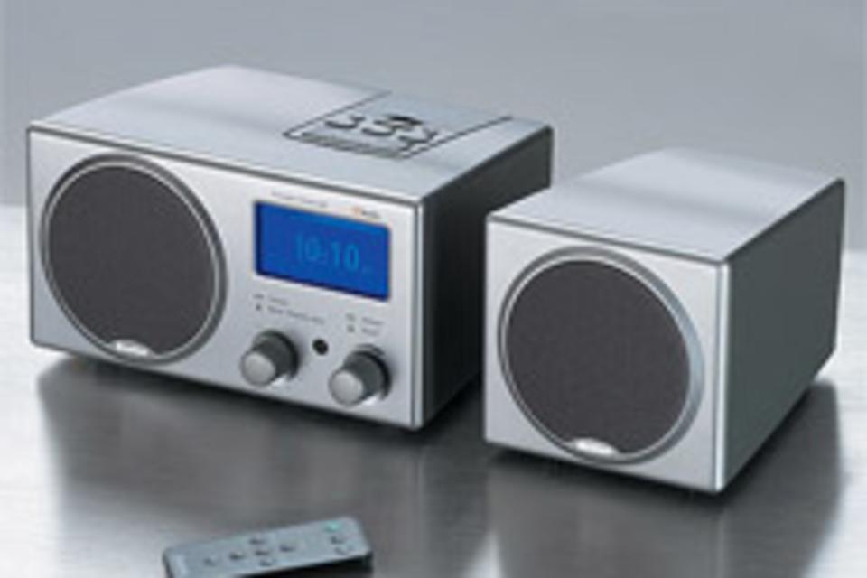 Boston Acoustics Receptor Radio HD
