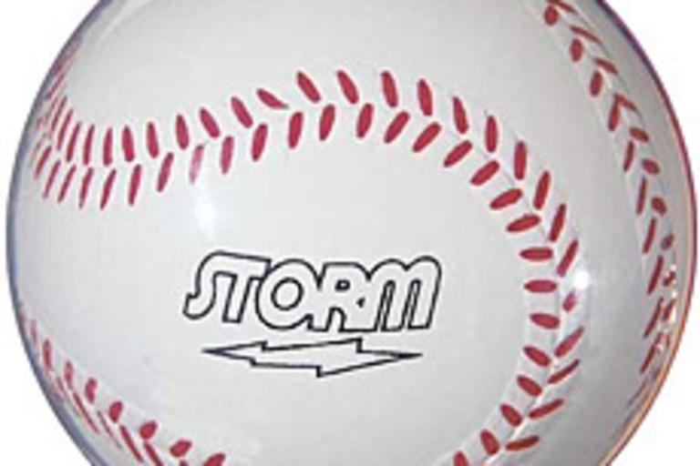 Baseball Bowling Ball