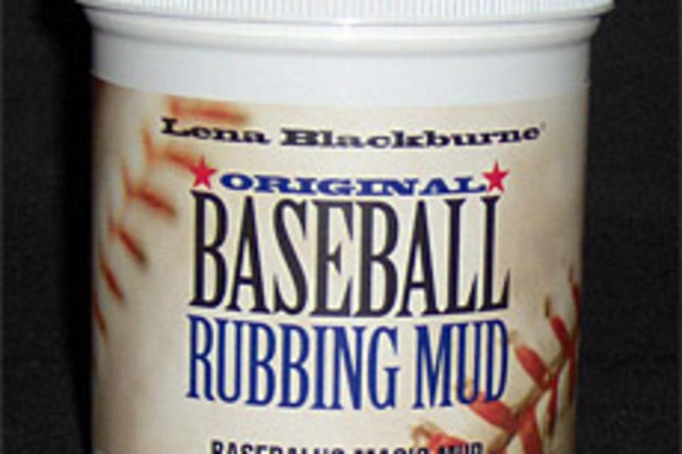 Lena Blackburne Baseball Rubbing Mud