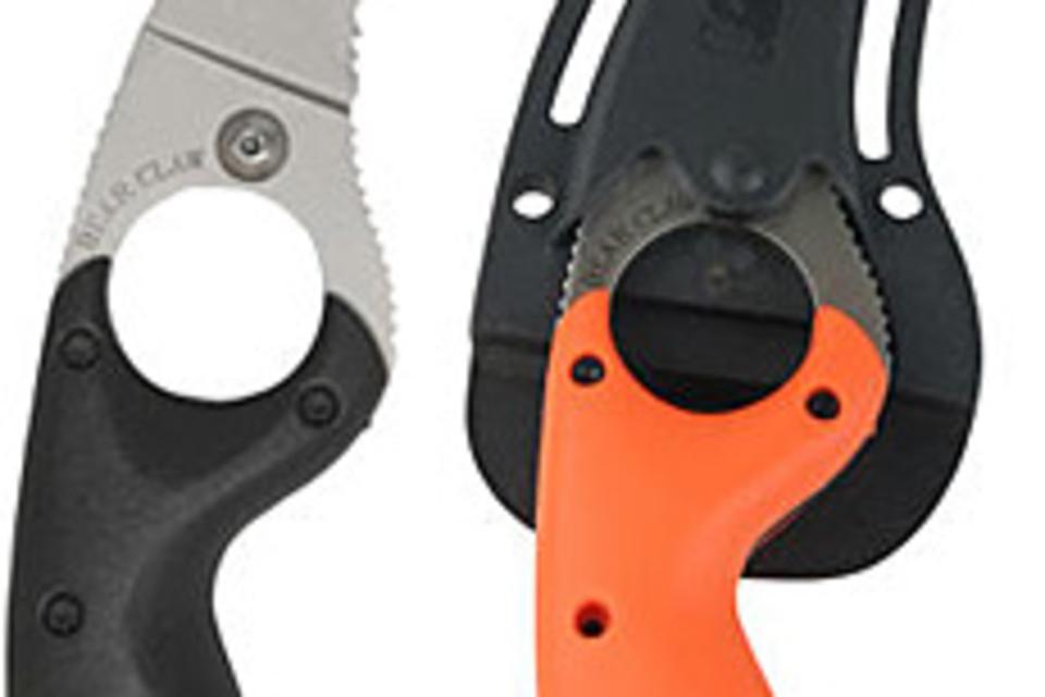 NRS CRKT Bear Claw Knife