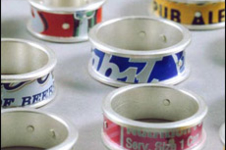 Beer Can Ring