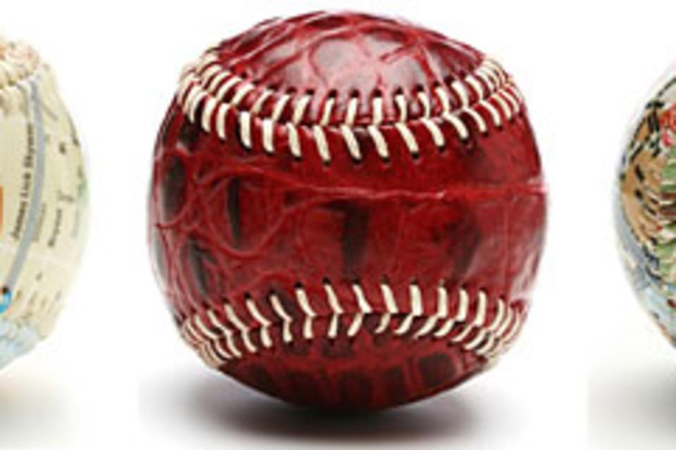Bergino Baseballs