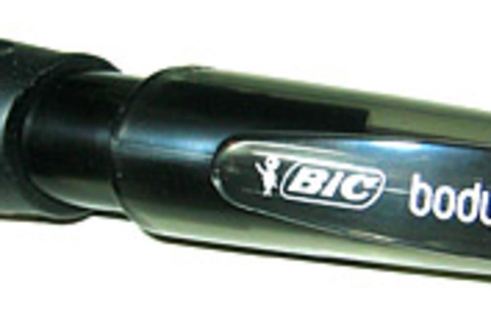 Bic Body Action Pen