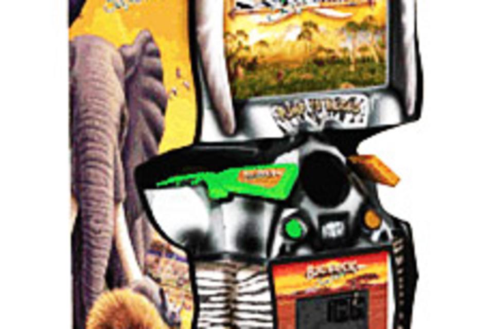 Big Buck Hunter Safari