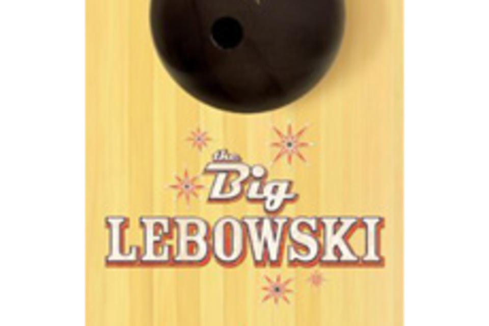 The Big Lebowski Achiever's Edition DVD