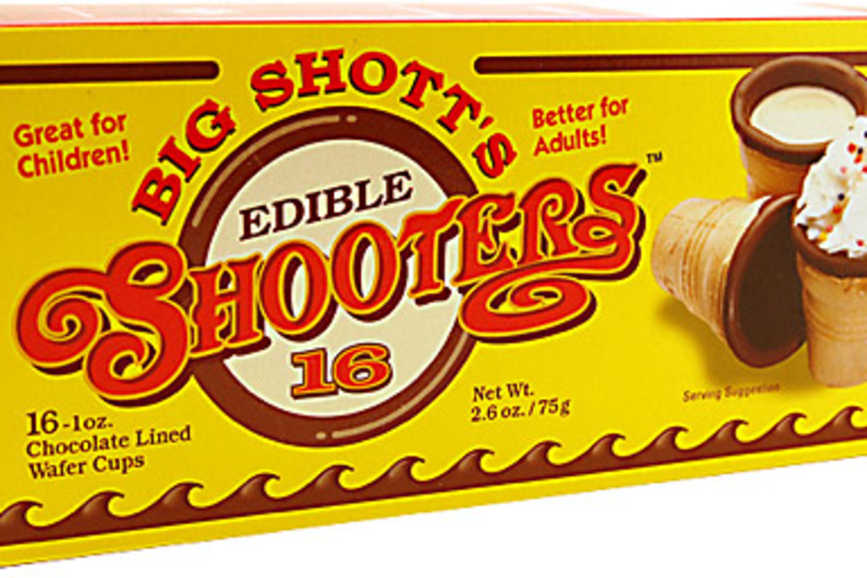 Big Shott's Edible Shooters