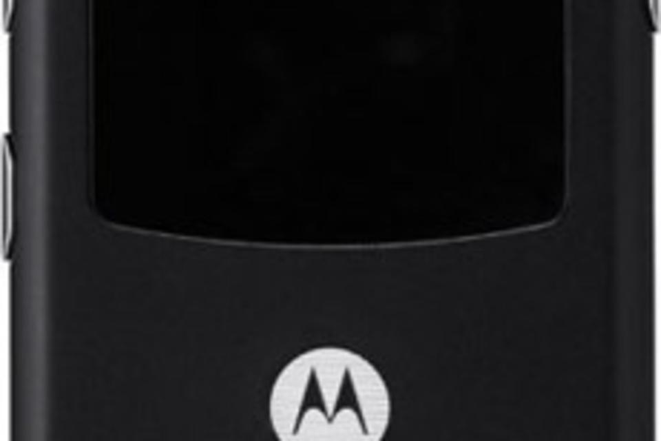 Black Motorola RAZR