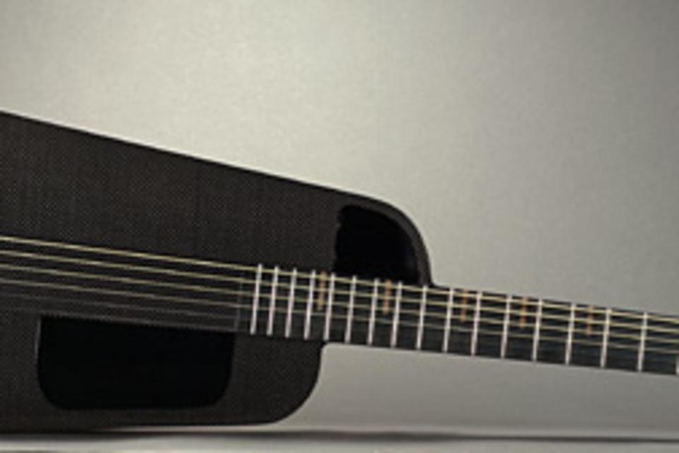 Blackbird Rider Guitar