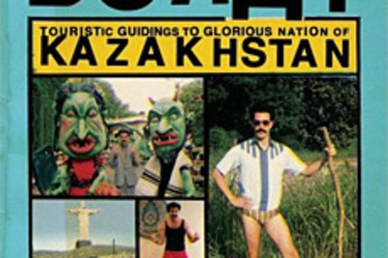 Borat Travel Guide