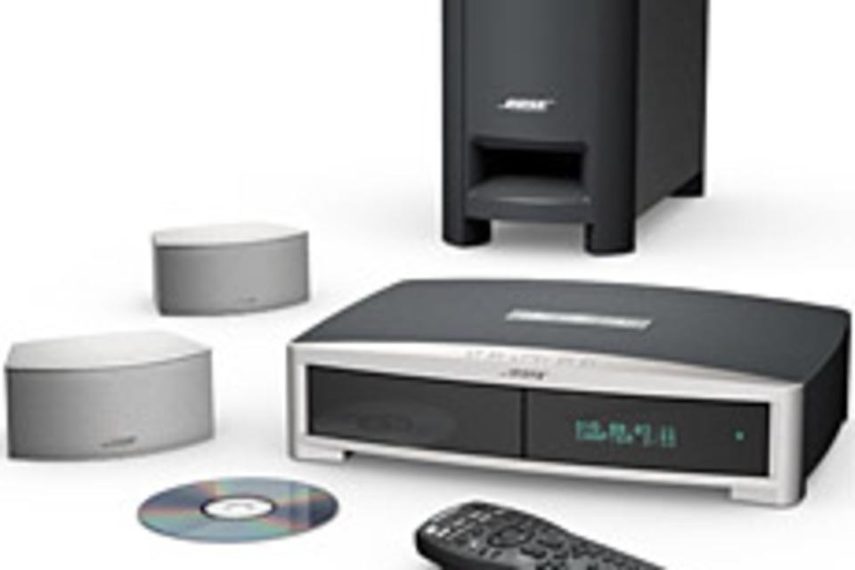 Bose 3·2·1 GSX DVD Entertainment System