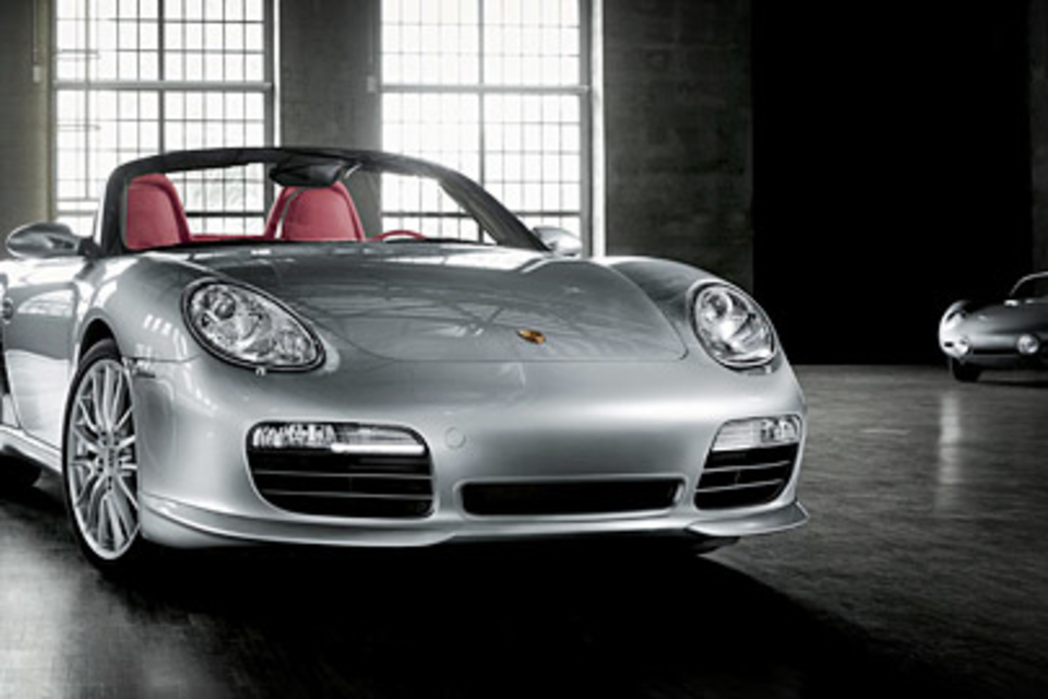 Porsche Boxster Rs 60 Spyder Limited Edition Uncrate
