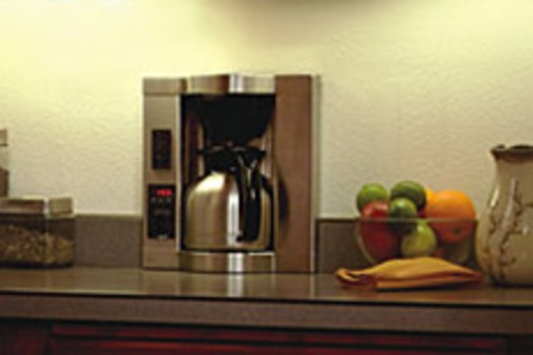 Brew Express In-Wall Coffee System