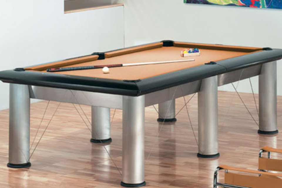 Brunswick Manhattan Billiard Table