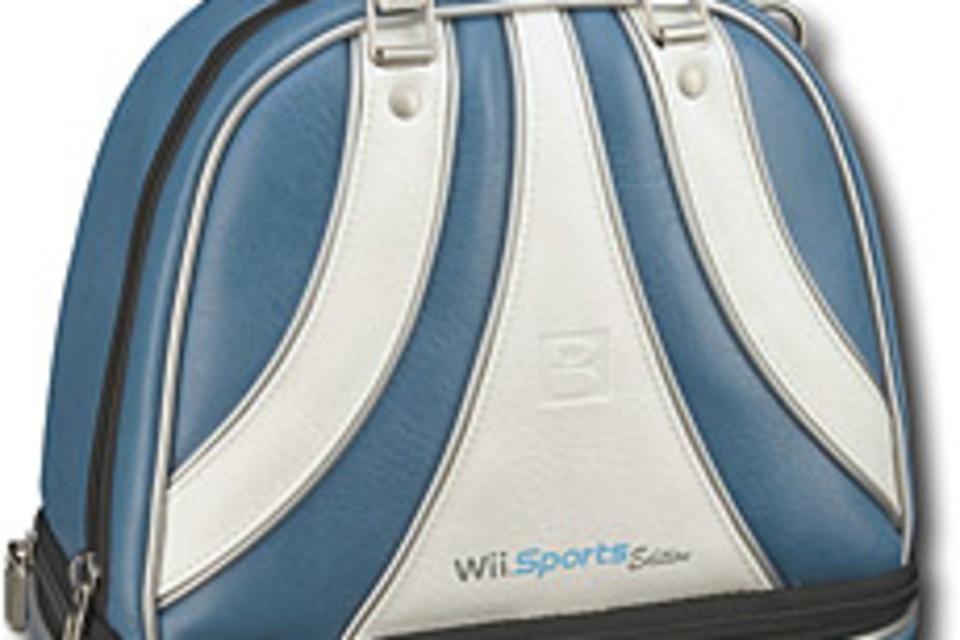 Brunswick Wii Bowling Bag