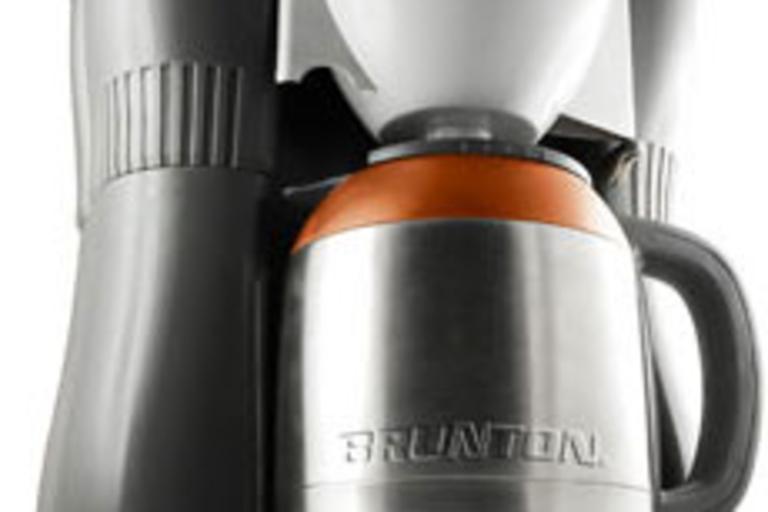 Brunton BrewFire Dual-Fuel Coffee Maker