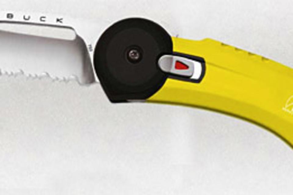 Buck Redpoint Knife
