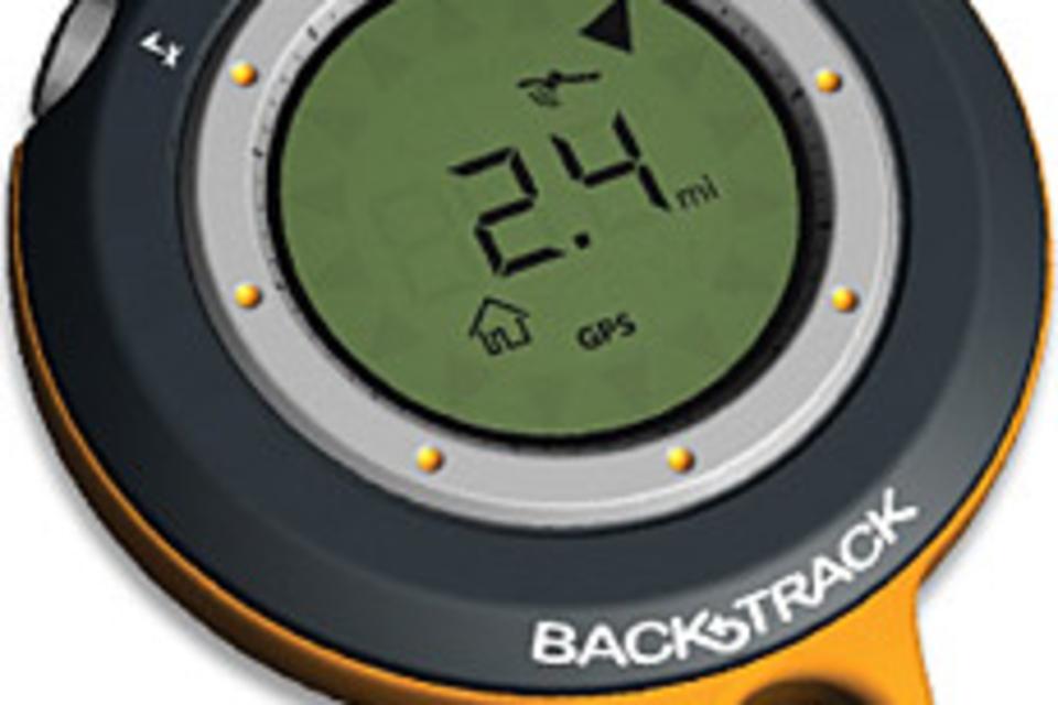 Bushnell BackTrack