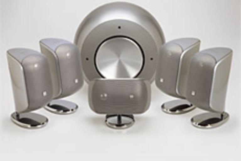 B&W MT-30 Theater Speaker System