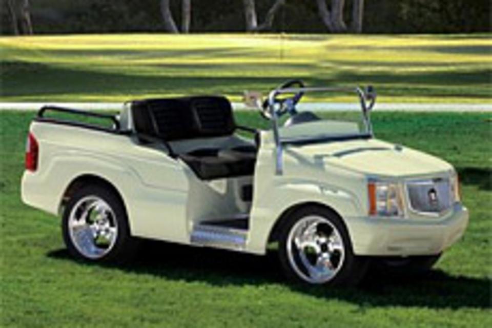 Berline Cadillac Escalade Golf Cart