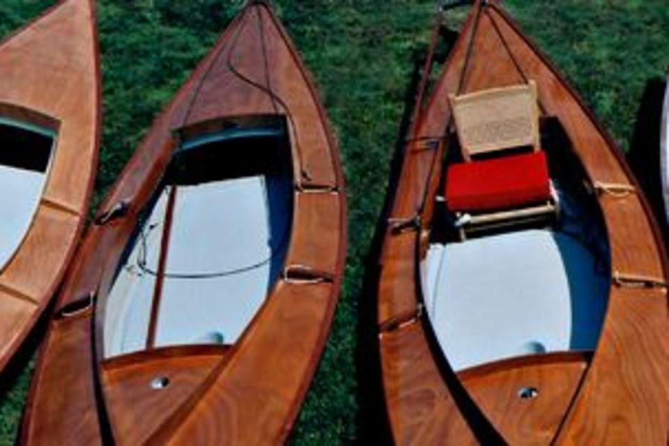 Caillou Boats