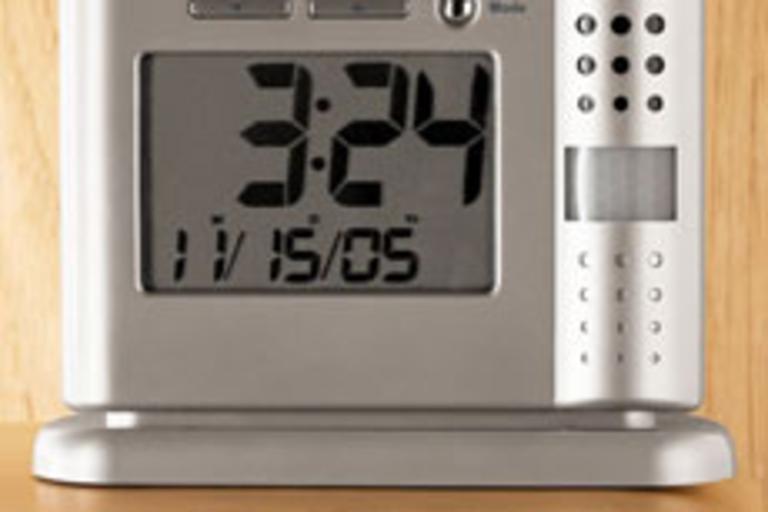 Camcorder Clock