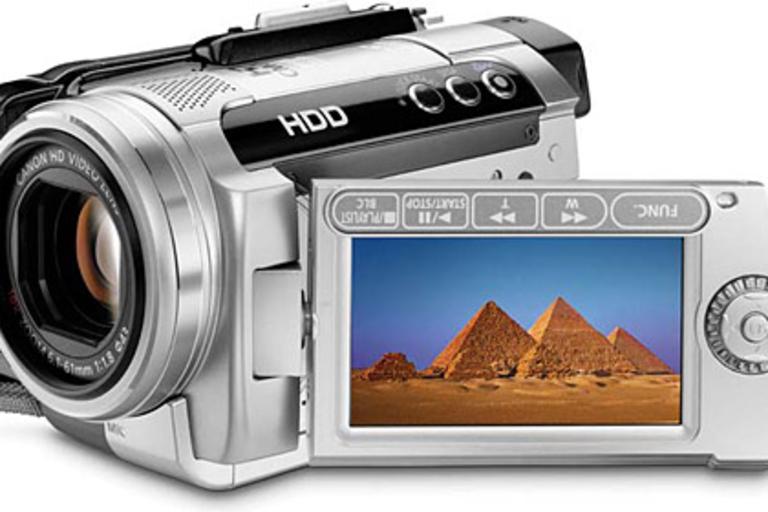 Canon HG10 HD Camcorder