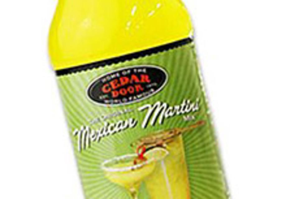 Mexican Martini