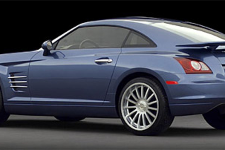 Chrysler Crossfire SRT6 Coupe