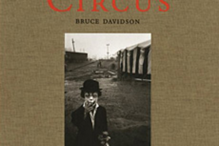 Circus by Bruce Davidson