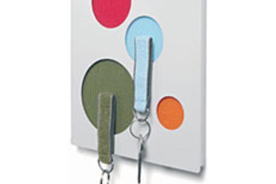 Clote Velcro Key Holder