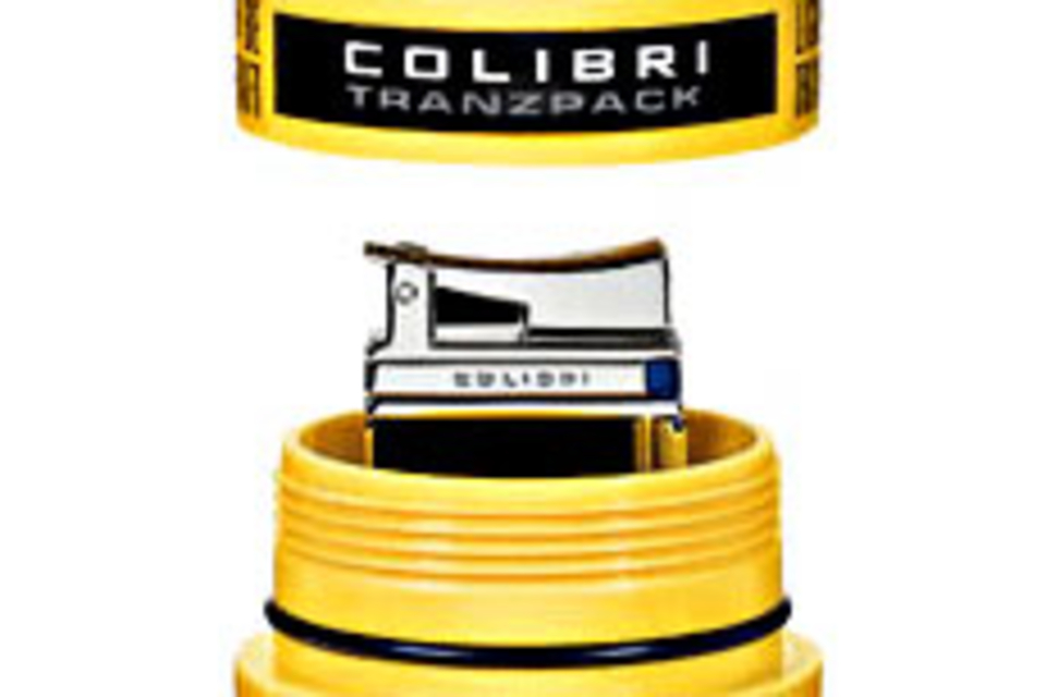 Colibri Tranzpack Lighter Case