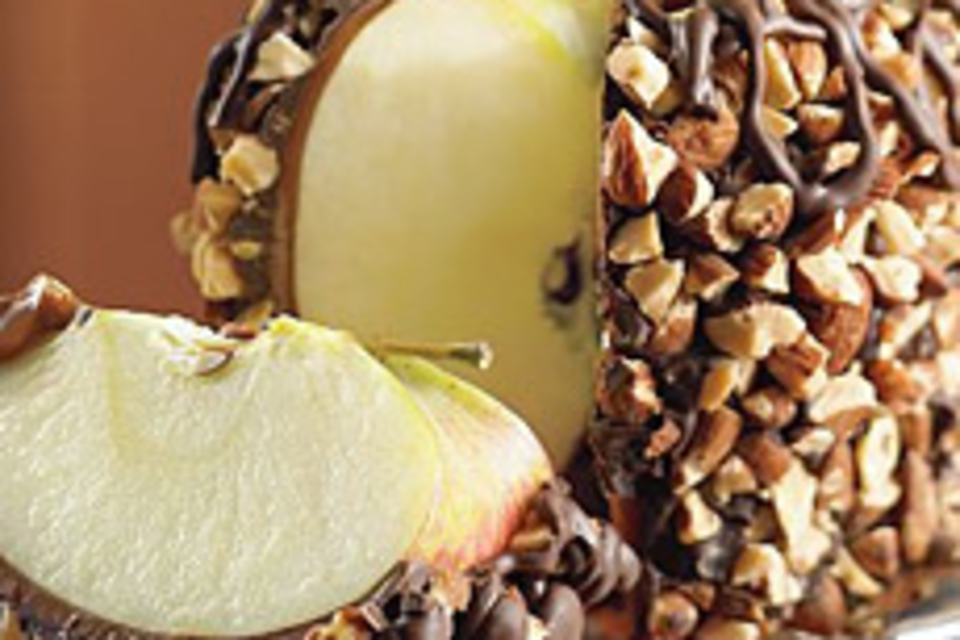 Colossal Caramel Apple
